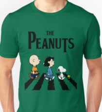 Peanuts Abbey Road T-Shirt