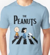 Peanuts Abbey Road Unisex T-Shirt