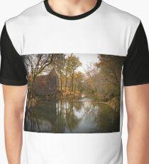 Kymulga Grist Mill Graphic T-Shirt