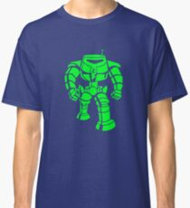 Manbot - Super Lime Variant Classic T-Shirt