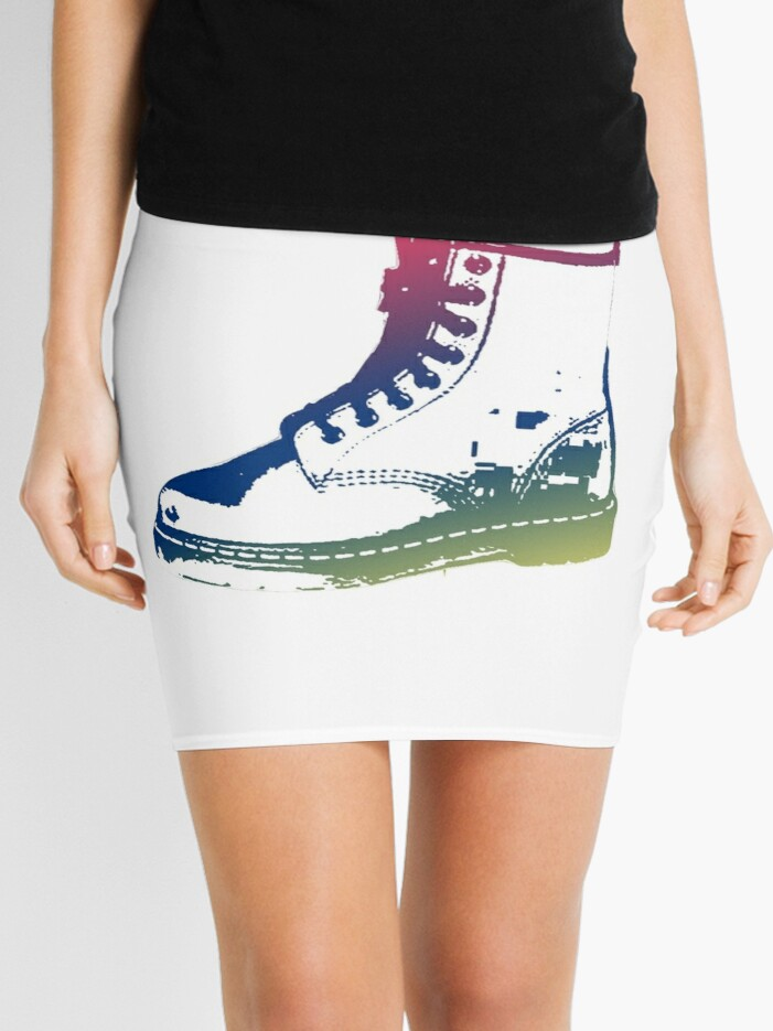 spotykać się przedstawianie zaoszczędź do 80% Dr. Martens   Mini Skirt