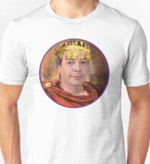 Emperor Nigel Farage Unisex T-Shirt