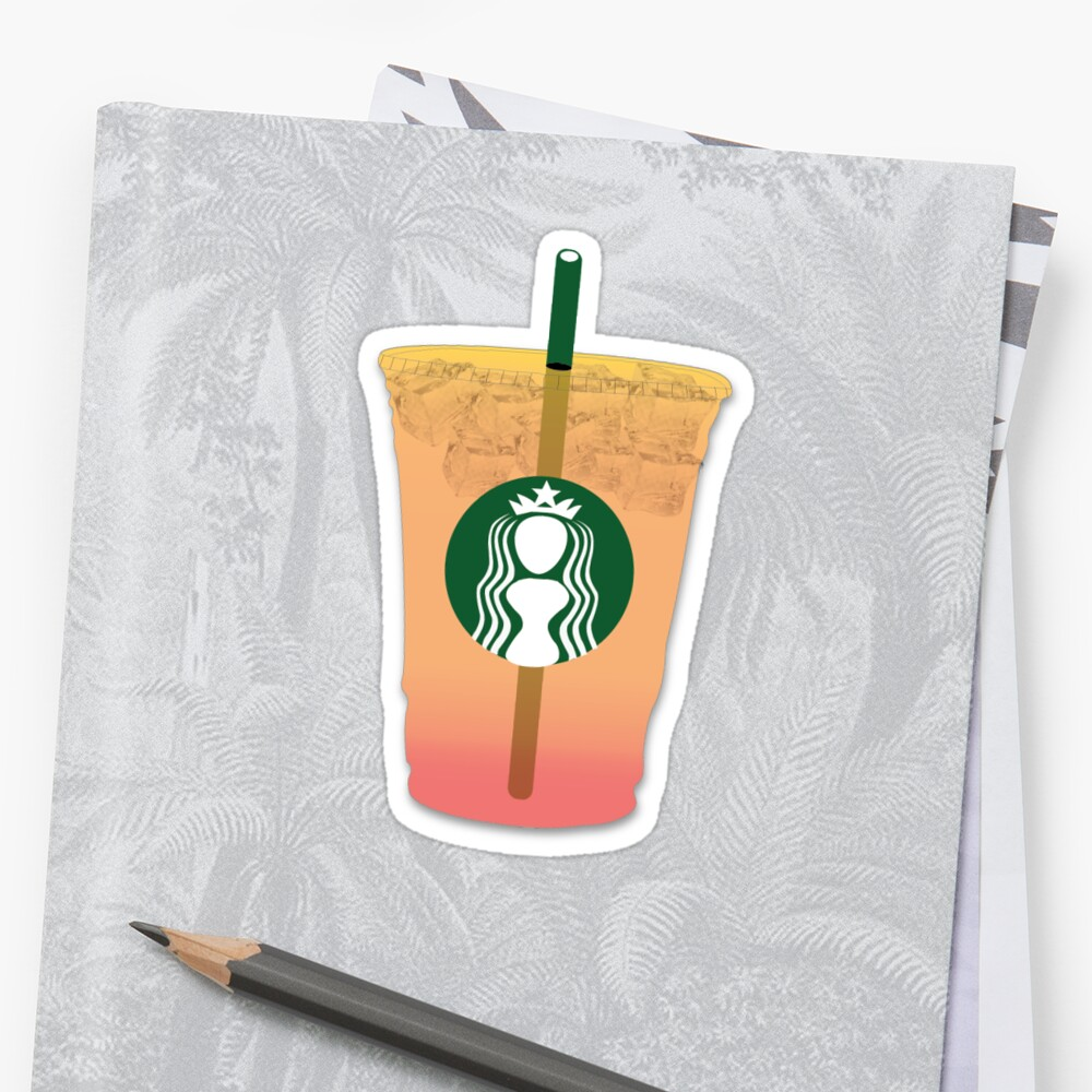 Starbucks Passion Tea by ERLdesigns