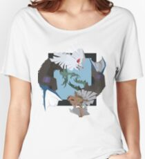 Pokemon Type:null and Silvally Women's Relaxed Fit T-Shirt