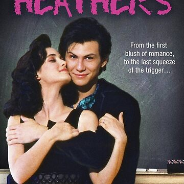 Heathers (1989) Movie Poster by jaydehendo