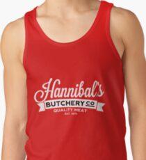 Hannibal's Butchery (LIGHT) Tank Top