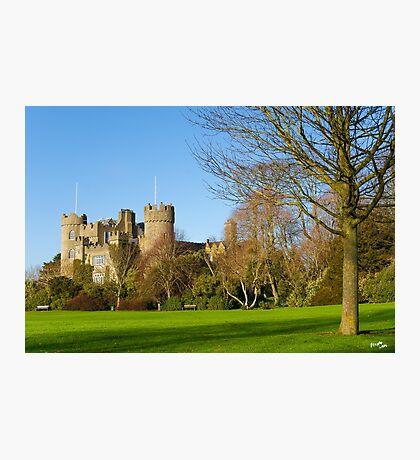 Malahide Castle Photographic Print