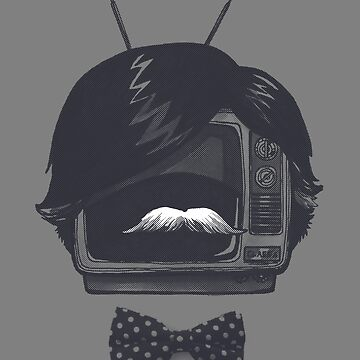 Fancy TV Set by drawsgood