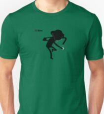 Adventure Time Bmo's Campaign (Apple iPod Parody). Party Pat Version. Unisex T-Shirt