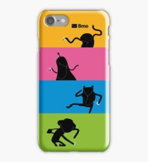 Adventure Time Bmo's Campaign (Apple iPod Parody). iPhone Case/Skin