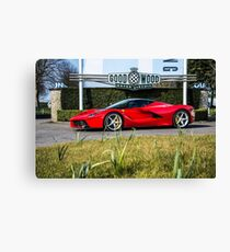 Ferrari LaFerrari  Canvas Print