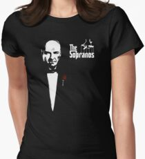 The Sopranos (The Godfather mashup) T-Shirt