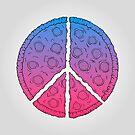 Peace & Pizza by Aguvagu