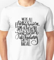 The Breakfast Club Quote T-Shirt