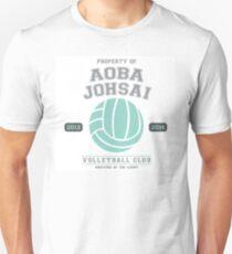 Camiseta unisex Equipo Aoba Johsai