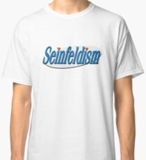 Seinfeldism 90's Logo Classic T-Shirt