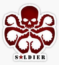 Soldier Sticker