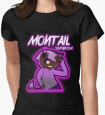 MontaiL FanShirt Women's Fitted T-Shirt