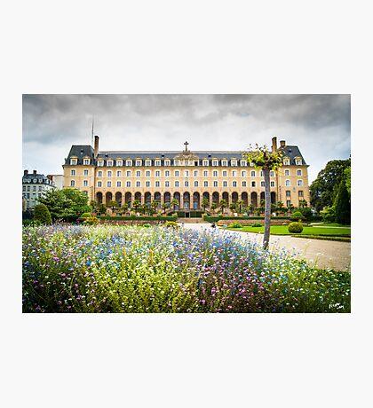 The Palais Saint Georges Photographic Print