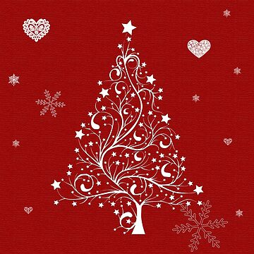 christmas hearts and stars by studenna