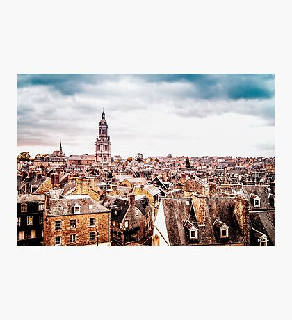 Old Avranches Photographic Print
