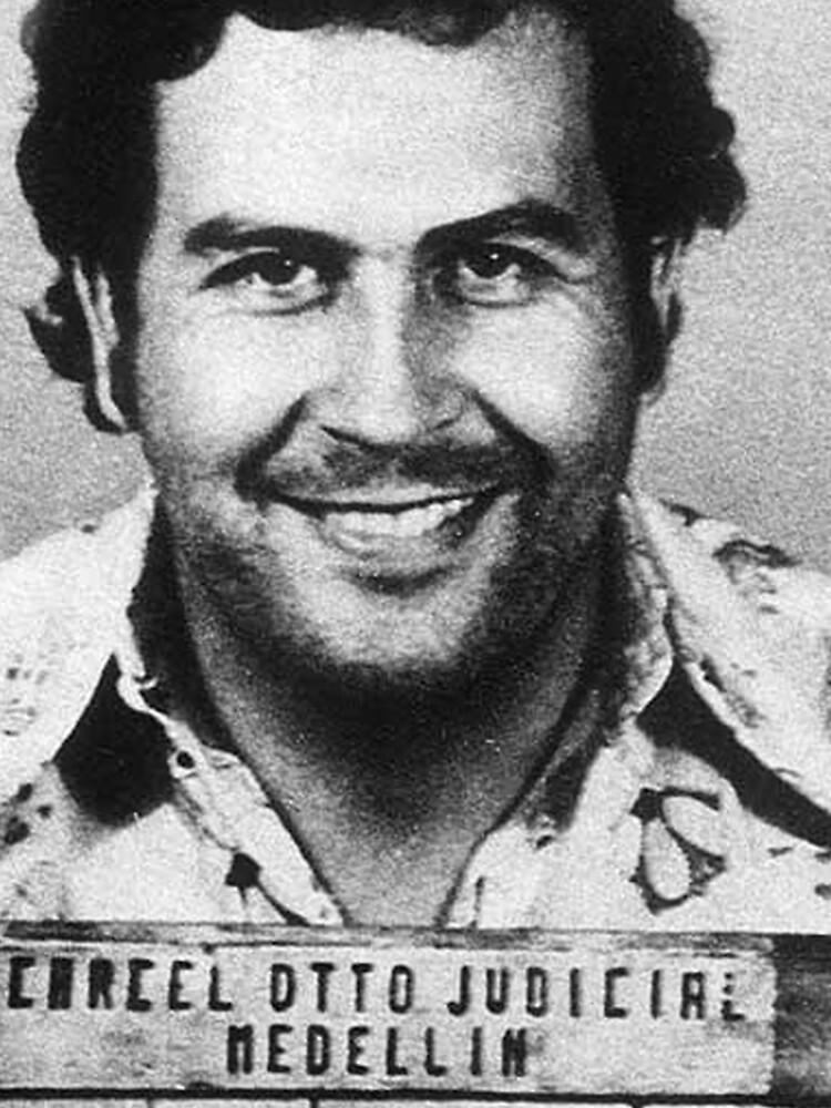 Pablo Escobar von Money4Breakfast