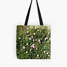 Rock Roses Tote by Shulie1