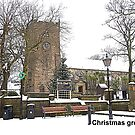 St Chads Church. Poulton le Fylde.  by Lilian Marshall
