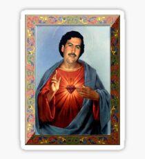 Saint Pablo Escobar Sticker