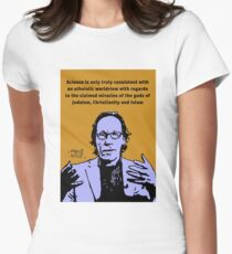 Lawrence Krauss Womens Fitted T-Shirt