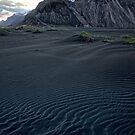 Black Sands of Stokksnes by Adam Northam