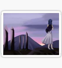Irene's Sadness Sticker