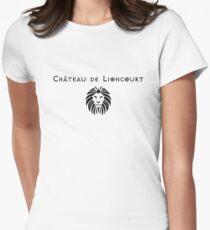 Chateau De Lioncourt Womens Fitted T-Shirt