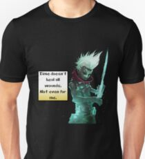 Time Doesn't Heal All Wounds Unisex T-Shirt