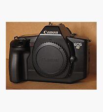 Canon EOS RT Photographic Print