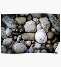 Etretat Rocks Poster