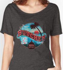Bay Harbor Butcher Shop Women's Relaxed Fit T-Shirt