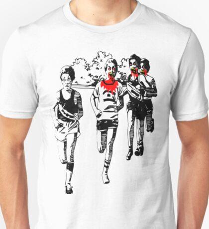 Humorous Running Motivation T-Shirt