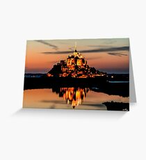 Mont Greeting Card