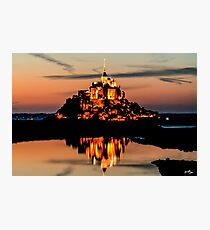 Mont Photographic Print