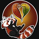 Red Panda Design von CreaFea