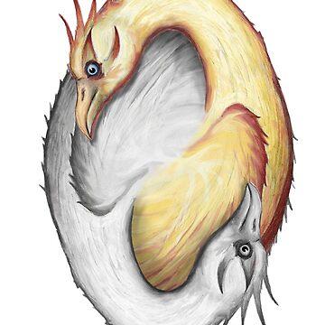 The Phoenix by Miln3r