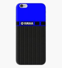 Yamaha 60th R1 Blue iPhone Case