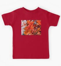 The Colours of Autumn Kids Tee