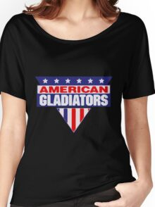 American Gladiators Women's Relaxed Fit T-Shirt