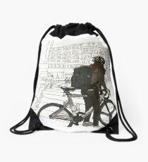 fixed gear Drawstring Bag
