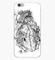 Vinilo o funda para iPhone Electric Heart