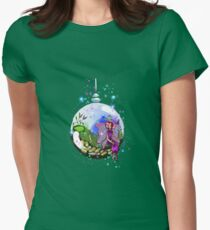 Idalis the Indoor Gardening Fairy Women's Fitted T-Shirt