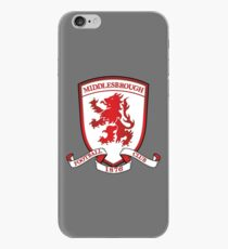 Middlesbrough FC iPhone Case