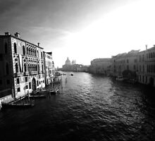 The Grand Canal by Elizabeth Tunstall